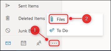 """The """"Files"""" In the list."""