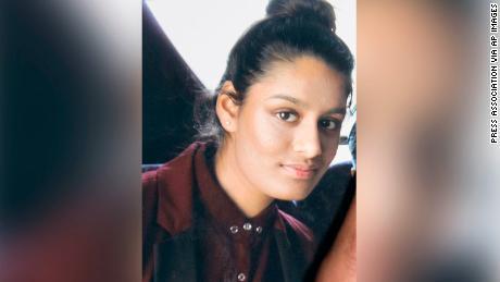 Moartea miresei britanice Shaima Begum, născută de ISIS în Siria