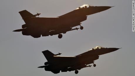 Taiwan își suspendă întreaga flotă de F-16 fabricate în SUA după prăbușire