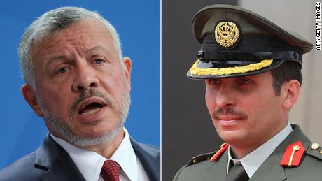 Iordania interzice discuțiile pe rețelele de socializare despre drama familiei regale în timp ce regele încearcă să traseze linia în lumina crizei
