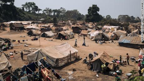 Organizația Națiunilor Unite declară că Republica Democrată Congo are unul dintre cele mai înalte niveluri de foame din lume