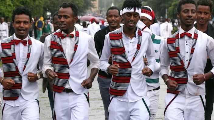Proteste Oromo în 2017 - Etiopia